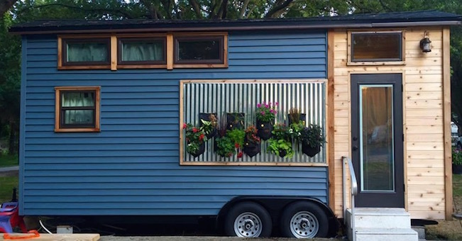 Big Dreams In Small Spaces Tampa Bay Tiny Homes I Love The Burg