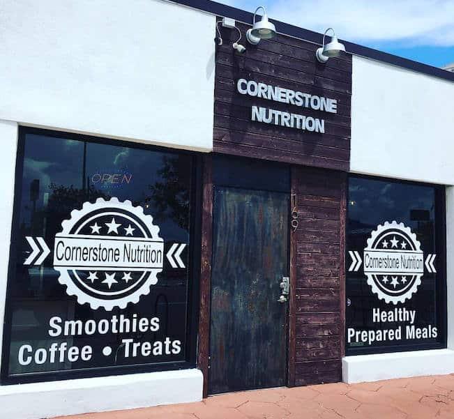 cornerstoneNutrition