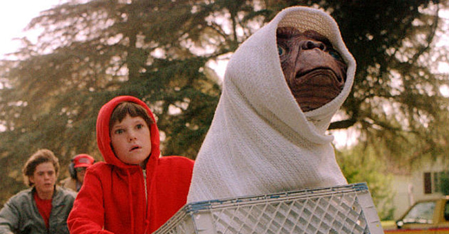 Movies in the Park - E.T.