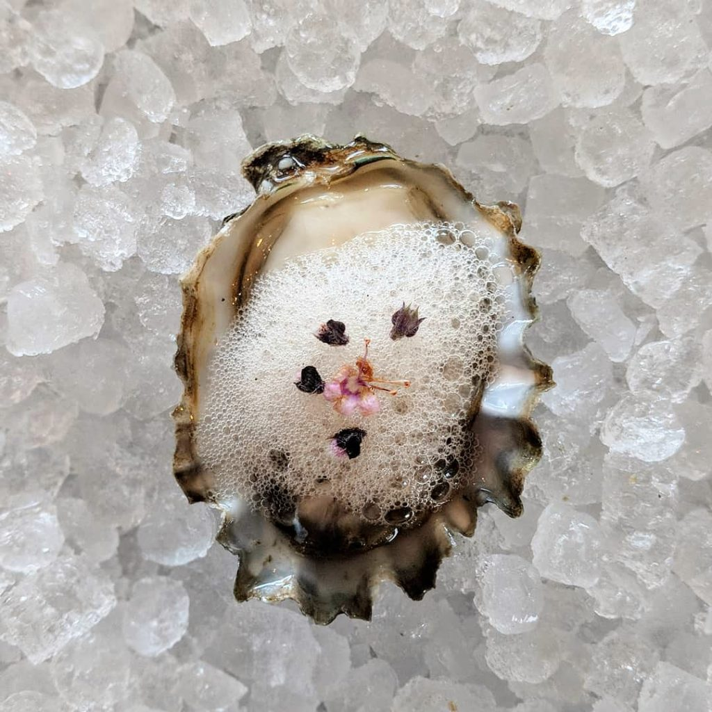 Oyster bar taking it to the next level in the EDGE District