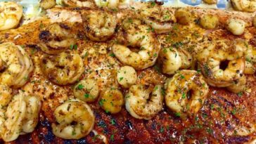 Photo of seasoned shrimp