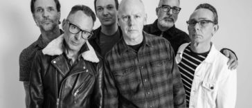 Photo of the punk band Bad Religion