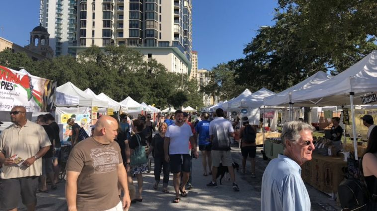 Photo of Farmers Market in St. Petersburg