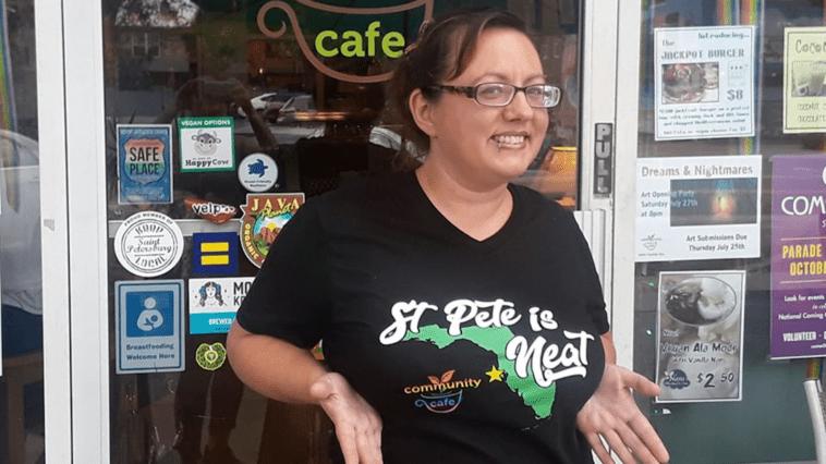 Photo of Community Cafe Owner