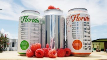 Photo of 3 cans of hard seltzer
