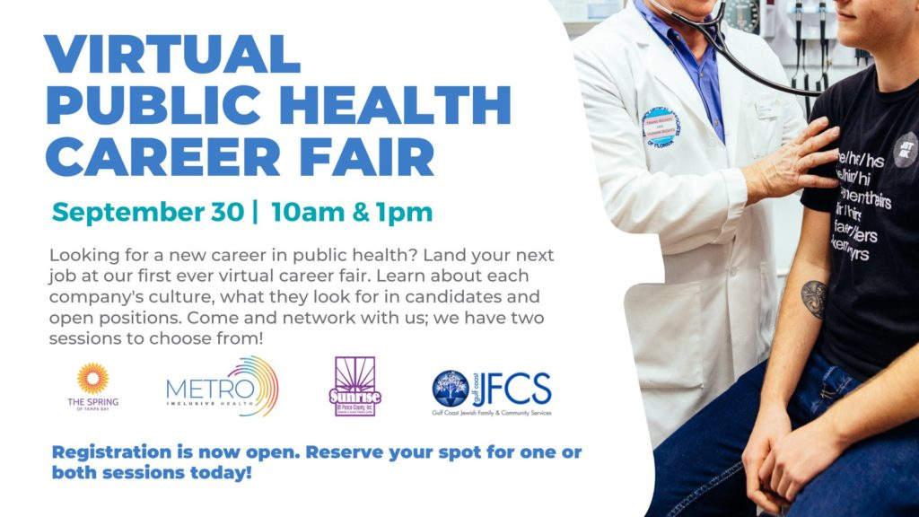 Image of METRO Career Fair ad