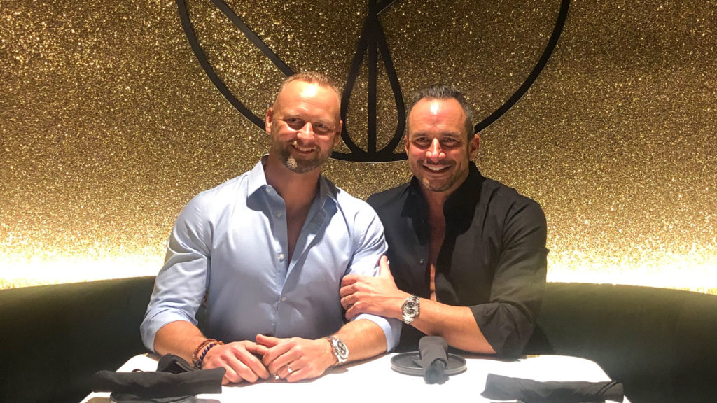 Photo of owners Rob Bowen and Jason Teabout
